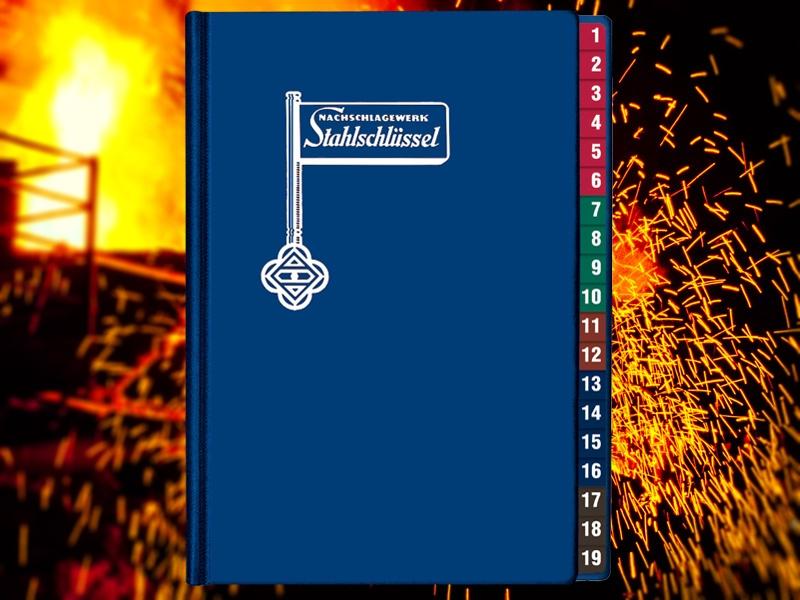 کتاب کلید فولاد