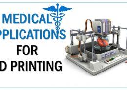 پرینتر های سه بعدی در زمینه پزشکی