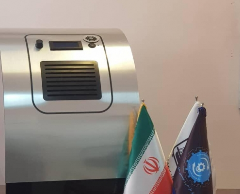 دستگاه تصفیه و ضد عفونی هوا با سه تکنولوژی برای مقابله با ویروس کرونا